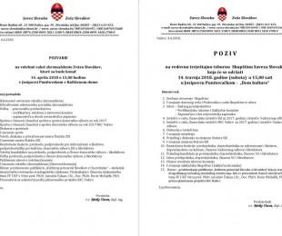 Volebné valné zhromaždenie Zväzu Slovákov