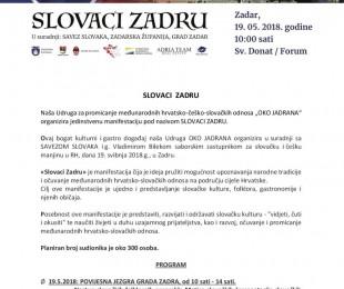 Slovaci Zadru