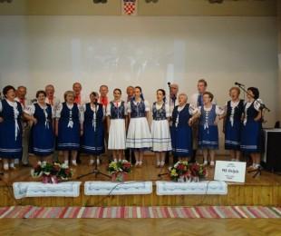 36. prehliadka slovenského folklóru v Chorvátsku