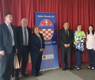 Volebné zhromaždenie Zväzu Slovákov v Chorvátsku
