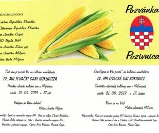 12. Míľovecké dni kukurice