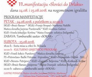 11. Slováci do Drlaku