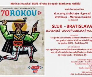 SĽUK v Markovci Našickom