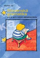 Slovenská gramatika pre 4 až 8 ročnik základnej školy