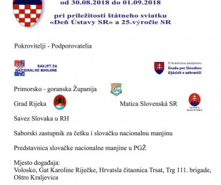 18. Dni slovenskej kultúry